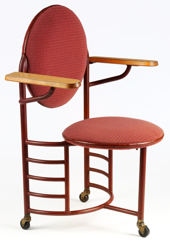Merveilleux Desk Chair, Designed By Frank Lloyd Wright, 1936 7. Museum No. W.44 1981