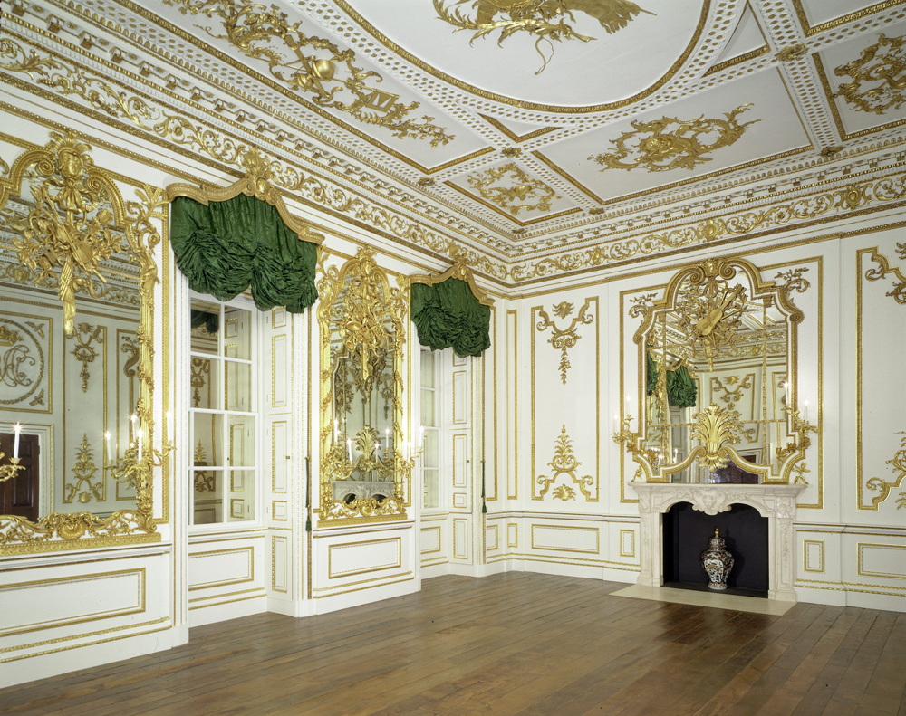 Image gallery rococo for French baroque style
