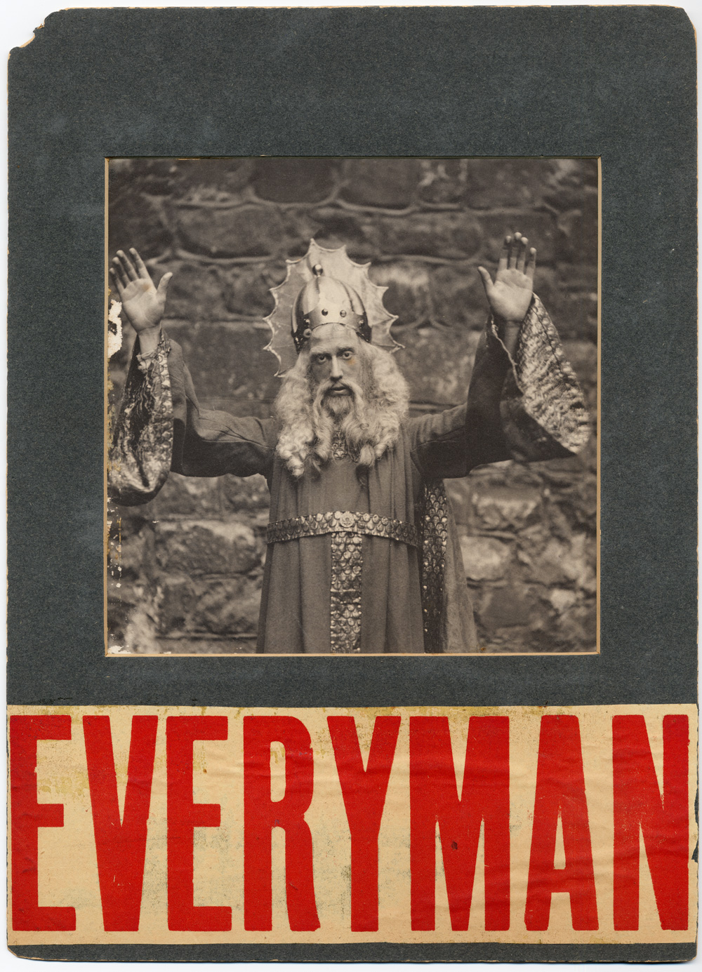 everyman play analysis essay Everyman analysis essays the use of allegorical characters in the christian morality play, everyman, answers to the question of whom to seek salvation with and the answer to that is god.