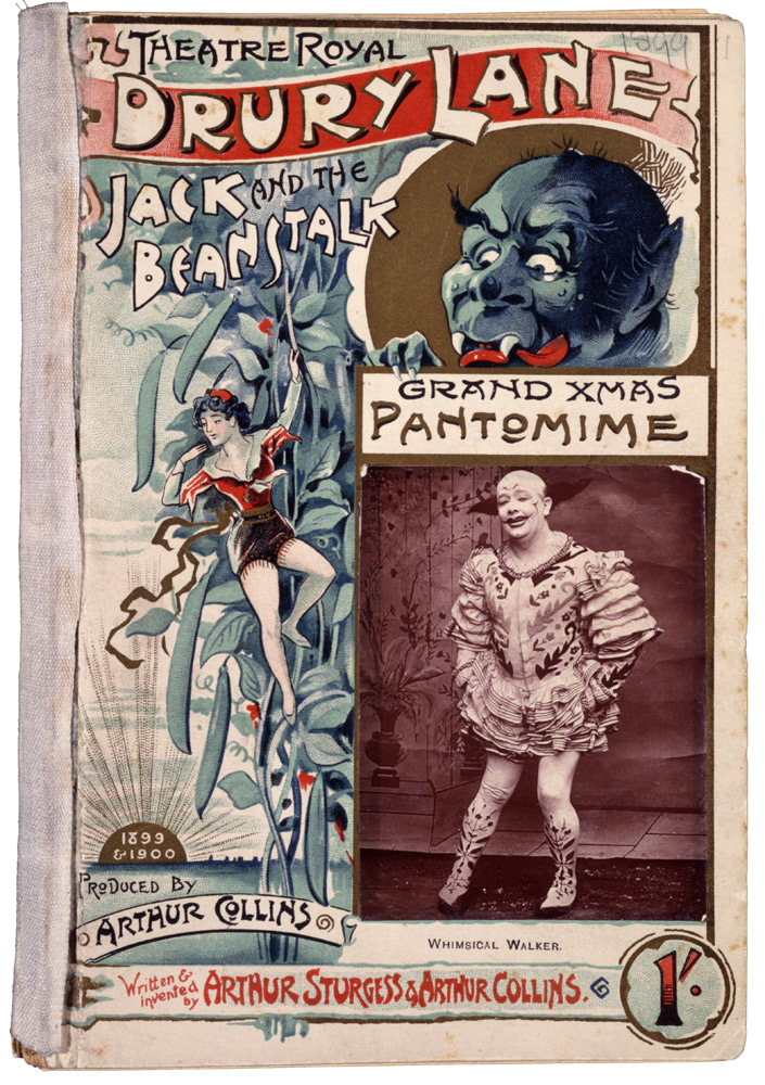 The Origin of Popular Pantomime Stories - Victoria and Albert Museum