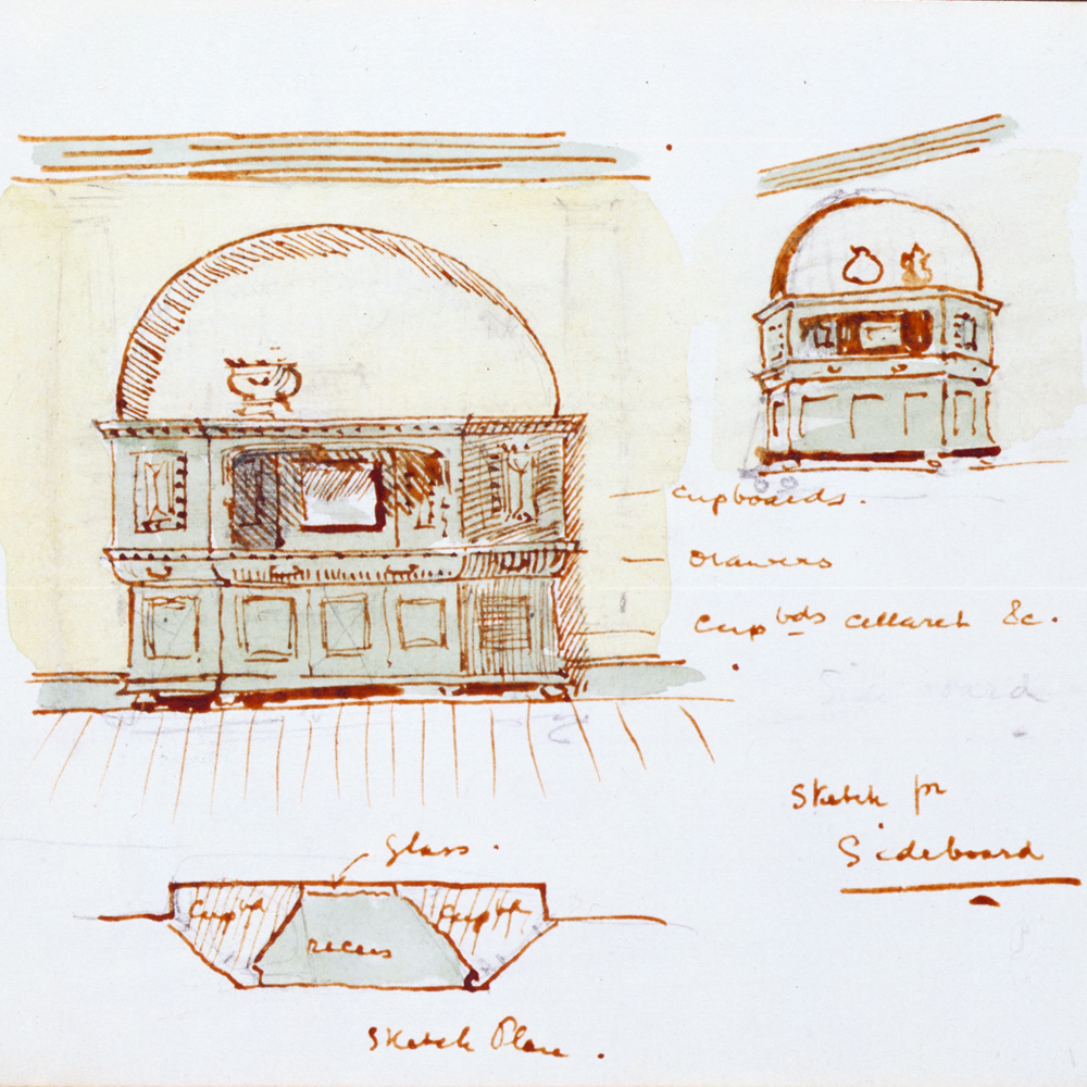 Architects and Their Sketchbooks
