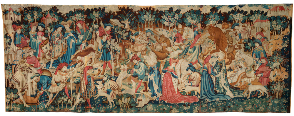 medieval renaissance hunting victoria and albert museum