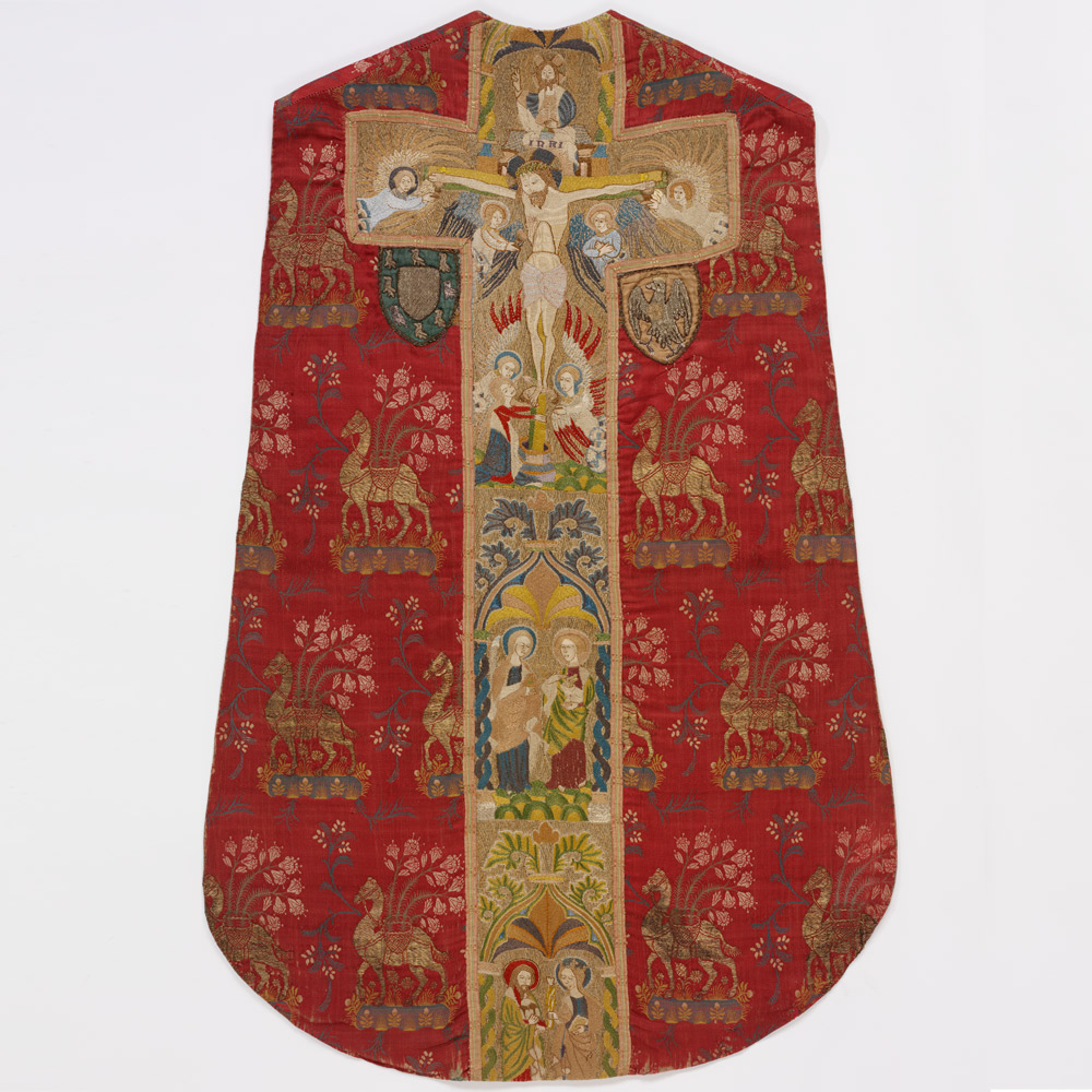 Introduction to English Embroidery - Victoria and Albert Museum