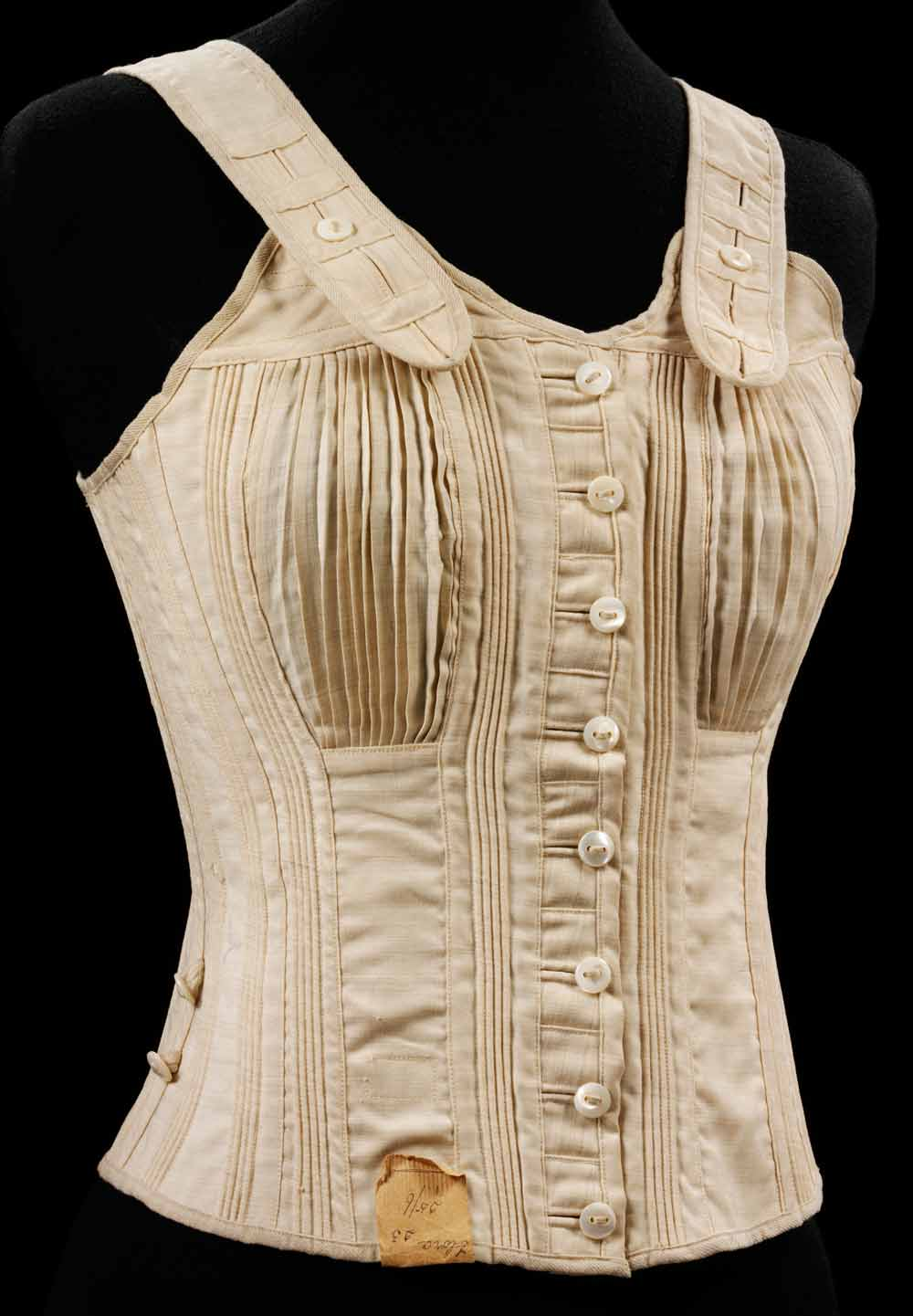 ef36fd6ef73 Corsets and Bustles from 1880-90 - the Move from Over-Structured ...