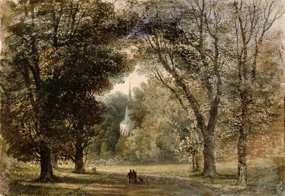 British Watercolours 1750-1900: Developing Subjects for Landscape Painting