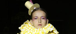 Fashion in Motion: Central St Martins graduates 2004