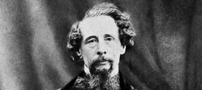 Charles Dickens at the V&A