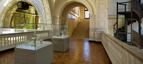 Development of the metalware gallery, 2004