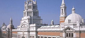 Architectural History of the V&A 1899 - 1909