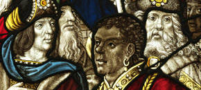 Africans in Medieval & Renaissance Art: The Three Kings