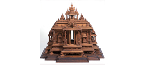 Architectural Models in the V&A and RIBA Collections