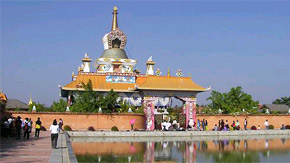 Buddhist Pilgrimage Sites: The Astamahapratiharya