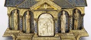 Conservation Case Studies: A Medieval Tabernacle from Cologne