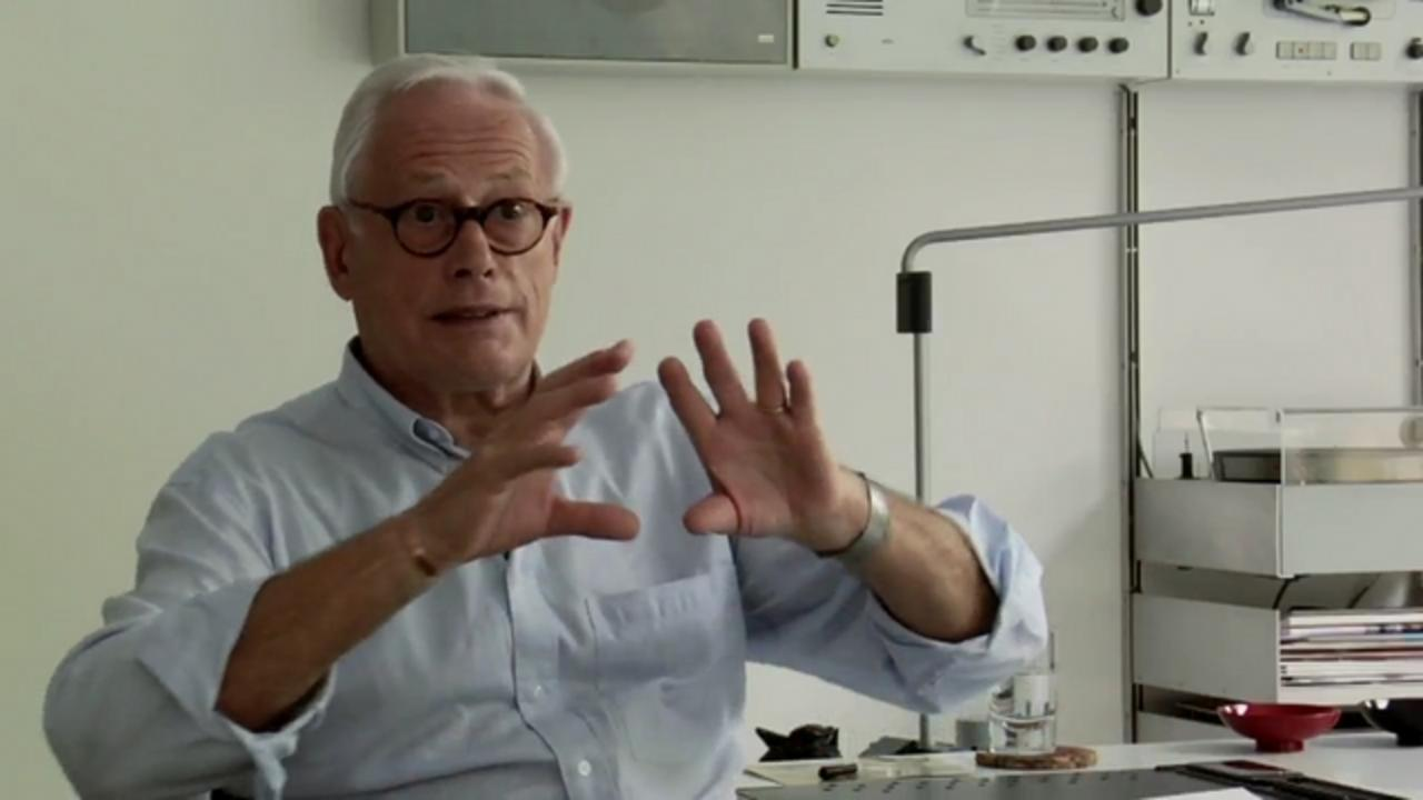 Video: Dieter Rams, designer - Cold War Modern
