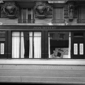 Jean Dsert, the shop Gray opened in 1922 on the Rue du Faubourg Saint-Honor, Paris, to showcase and sell her work (AAD no. AAD/1980/9.  National Museum of Ireland