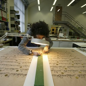 Books conservation
