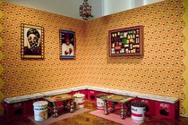 'Le Salon', Hassan Hajjaj, 2009. © Photo: V