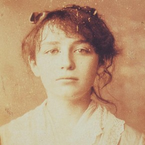 Portrait of Camille Claudel, c.1884.
