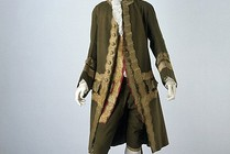 Man's suit, Britain, 1740s. Museum no. T.250-1934