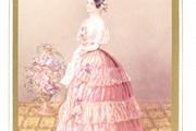 George Baxter, 'Madelle Jetty Treffz', 1850. Museum no. E.2984-1932