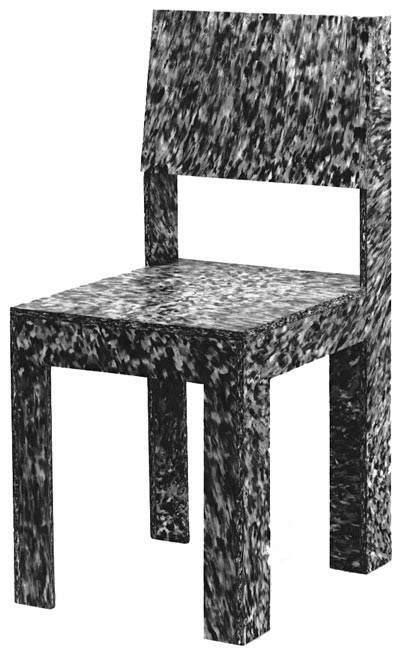 Figure 2. &#39;RCP2&#39; Chair, Jane Atfield, 1996. Museum no. W.4-1996, Jane Atfield. Photography by V