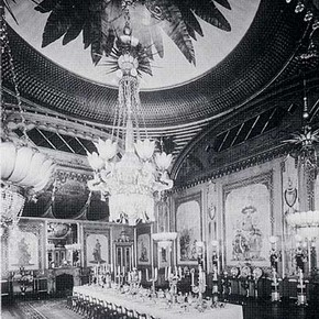 Fig.2. The Banqueting Room, The Royal Pavillion Brighton.