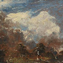 V&A Experts Discover a New Oil Sketch by John Constable