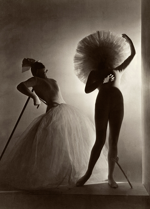Salvador Dalí's costumes for Leonid Massine's ballet Bacchanale, 1939. © Condé Nast/Horst Estate