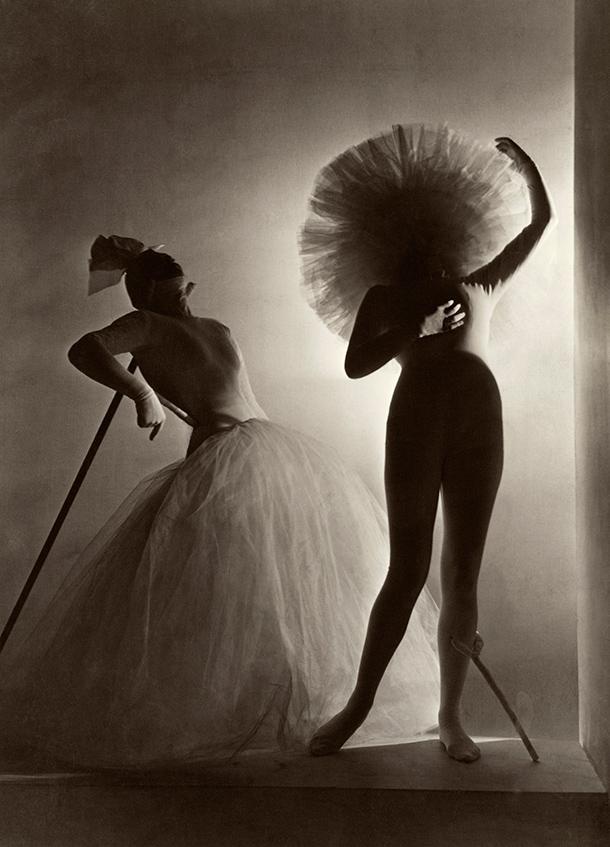 Salvador Dalí's costumes for Leonid Massine's ballet Bacchanale, 1939. © Condé Nast/Horst Estate
