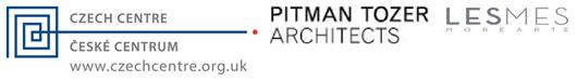 Czech Centre, Pitman Tozer, Les Mes logos