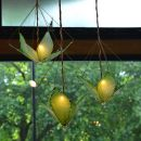 Silk Leaf Lamp