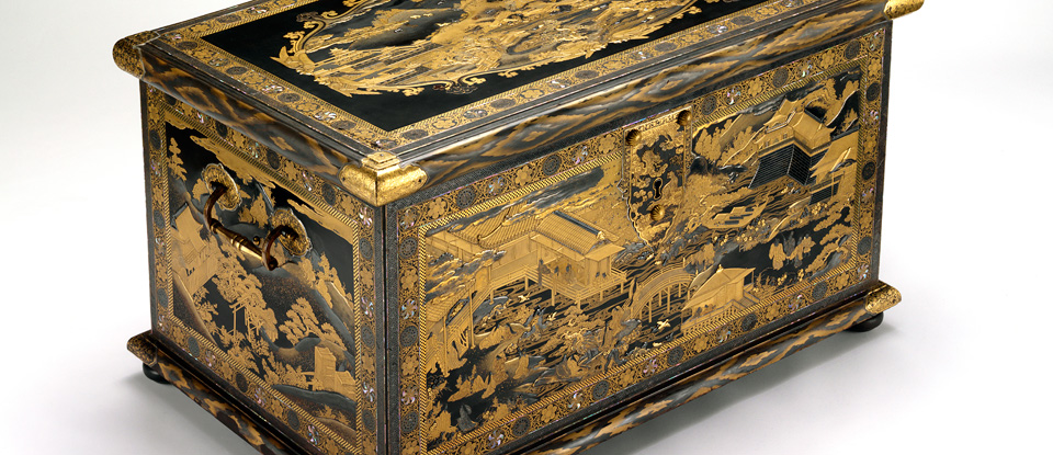 Mazarin chest
