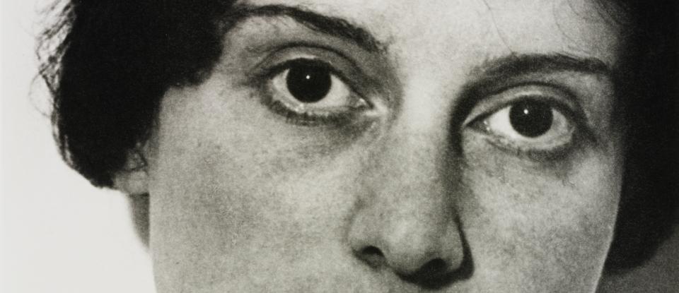 Ilse Bing, Self-portrait