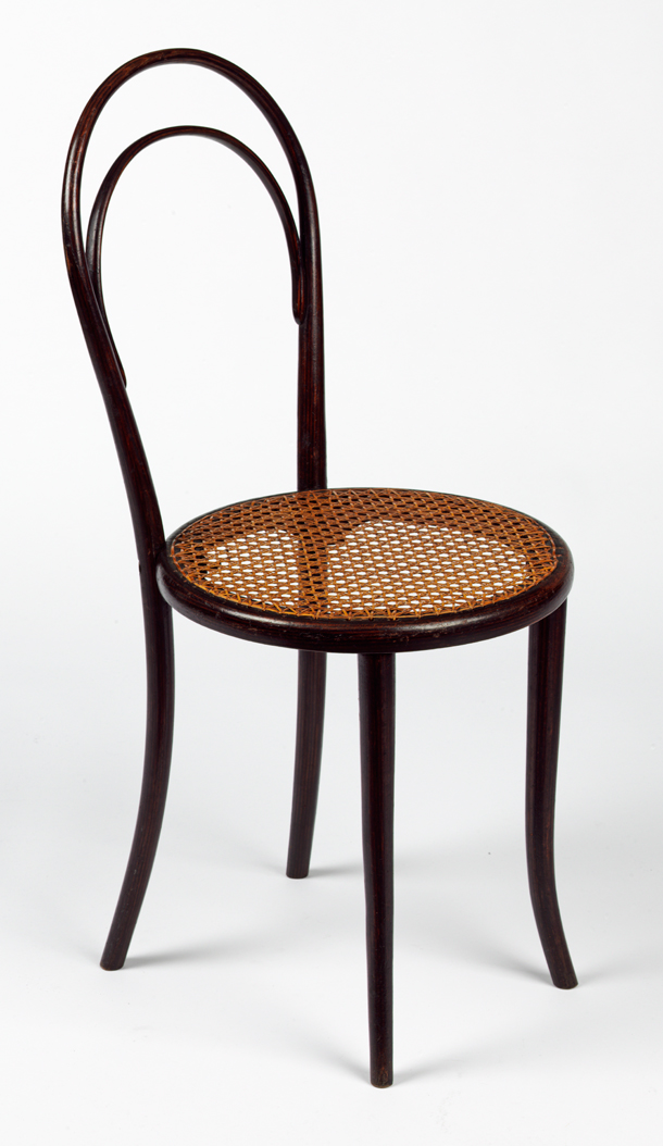 14, Designed And Manufactured By Thonet Brothers (Gebrüder Thonet), About  1859. Museum No. W.31 2011