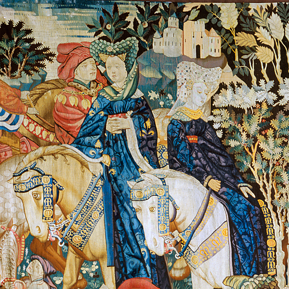 Devonshire hunting tapestries for The devonshire