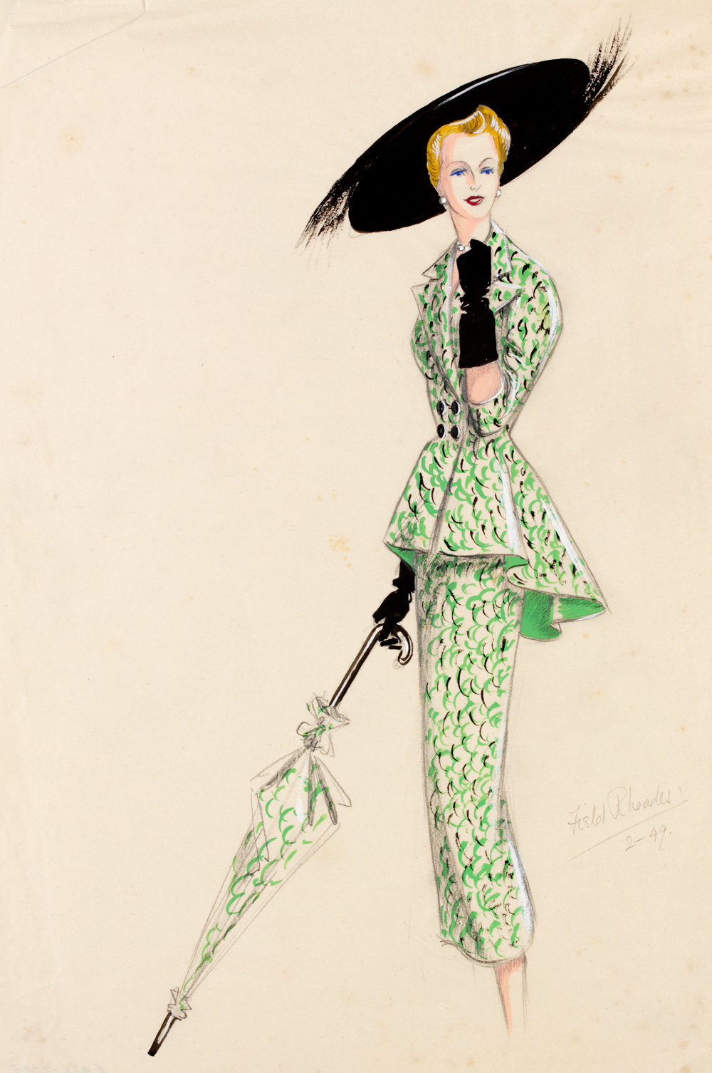 Fashion Drawing and Illustration in the 20th Century ...