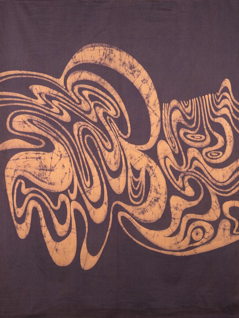 Wallhanging, Noel Dyrenforth, 1967. Museum no. CIRC.58-1967