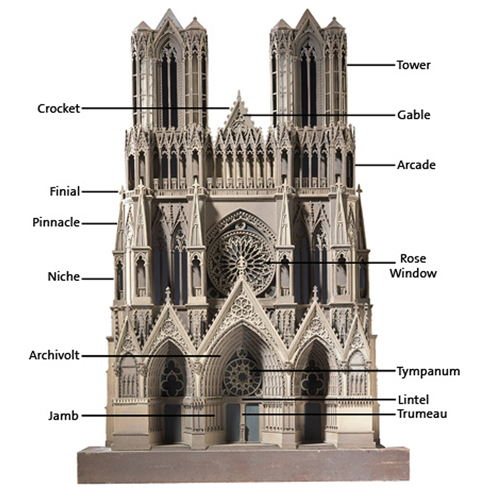 goth in the shell ten gothic architecture designs