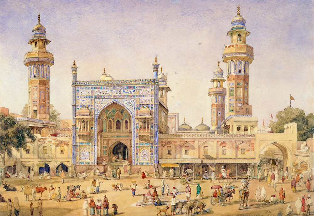 Mughal Empire Stock Photos and Images
