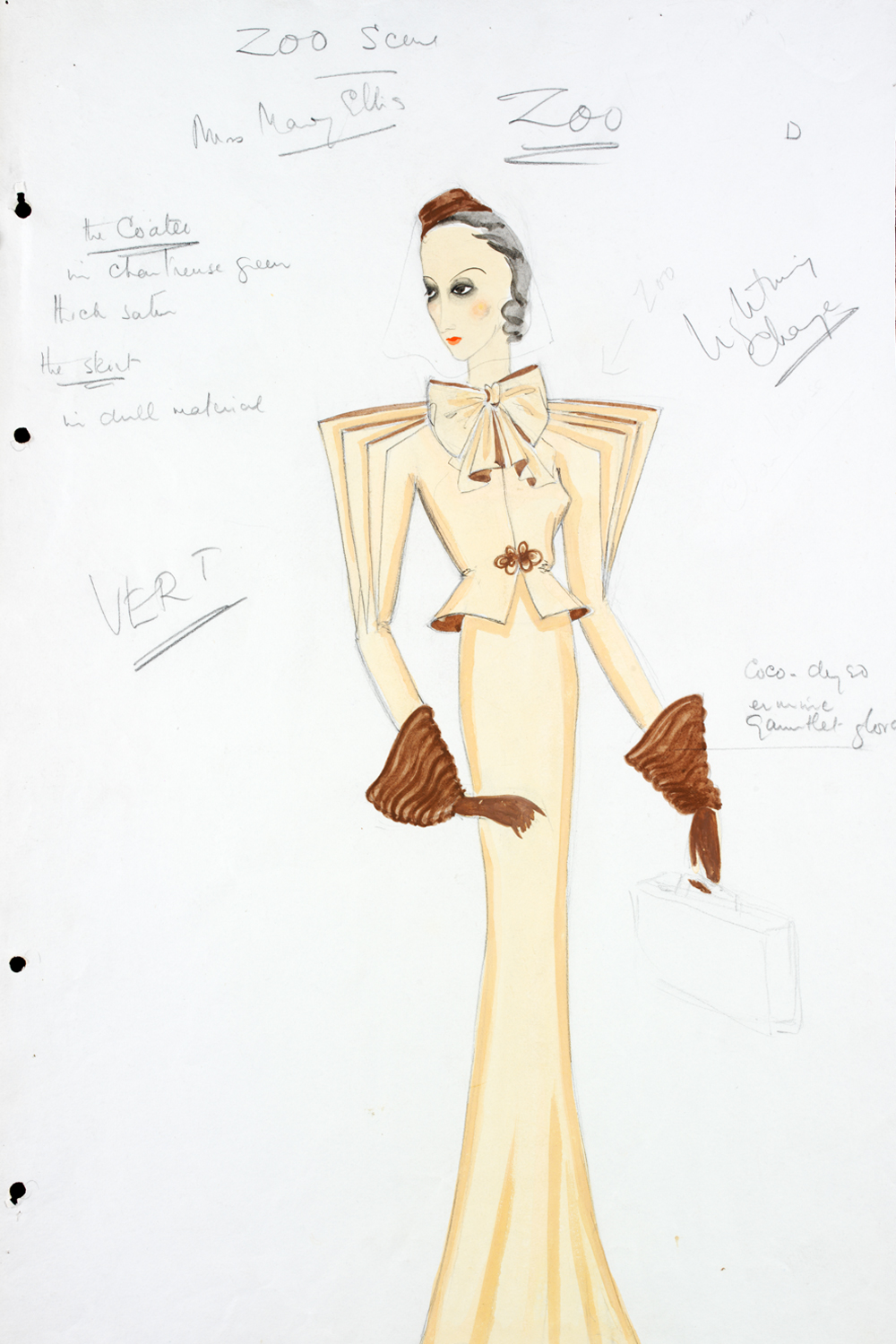 Fashion Design: Fashion Drawing And Illustration In The 20th Century