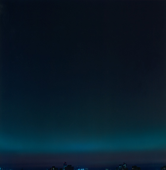 Photographs by Ori Gersht - Victoria and Albert Museum