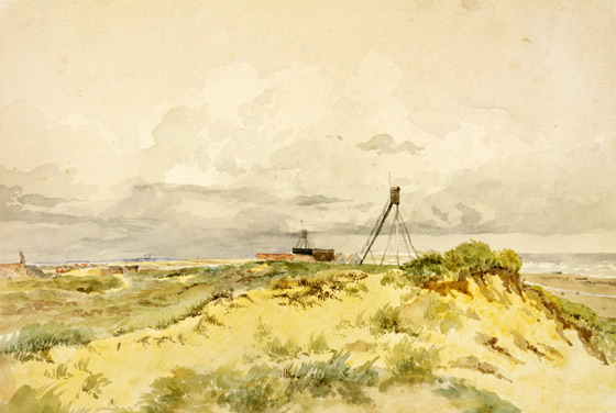British Watercolours 1750-1900: Depicting the Coast