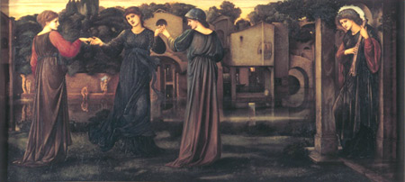 Romanticism: the Pre-Raphaelites