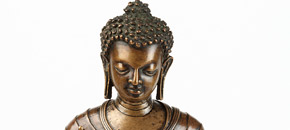 The Gupta Style of the Buddha & Its Influence in Asia