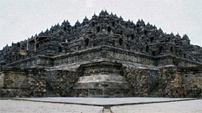 Buddhist Pilgrimage Sites: Indonesia