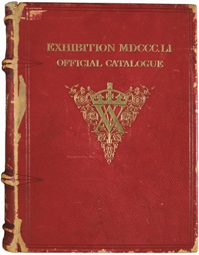 Official descriptive and illustrated catalogue of the Great Exhibition 1851, Vol. 2. Pressmark: EX.1851.72