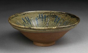 Figure 1 - Bowl, William Bower Dalton, 1933. Museum no. C .413-1934