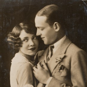 Fred and Adele Astaire in 'Stop Flirting', Shaftesbury Theatre, London, May 1923.