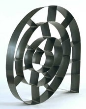 Ron Arad, This Mortal Coil, bookcase, 1993. Museum no. W.18-1993