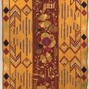 Woman&#39;s headcover (chadar), mid 20th century. Museum no. IS.34-1970